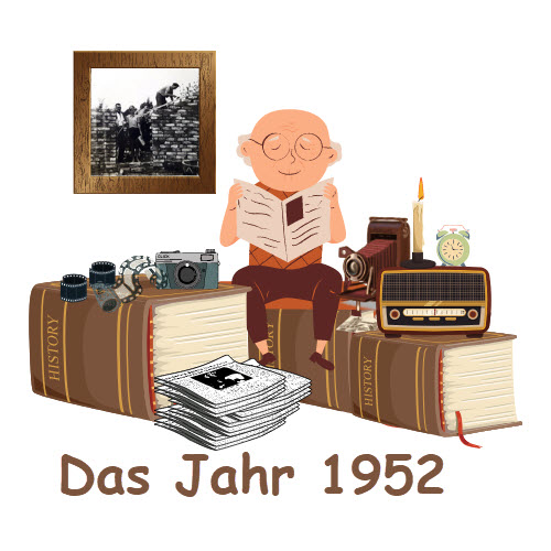 """""""A Look back in history"""" – Die Morgensonne im Jahr 1952"""