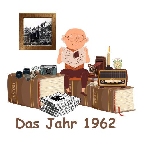 """""""A Look back in history"""" – Die Morgensonne im Jahr 1962"""