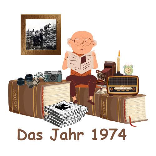 """""""A Look back in history"""" – Die Morgensonne im Jahr 1974"""