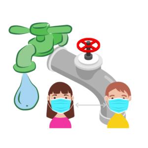 geplante Wasseranschaltung 2021