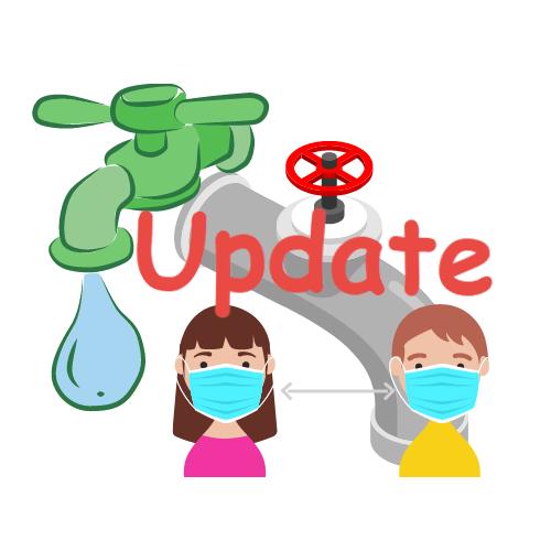 Wasseransschaltung 2021 – Update